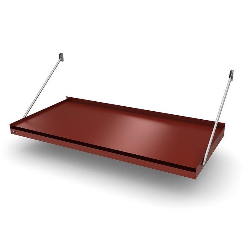 Designtak Modern Flat Ovikatos Tu Punainen
