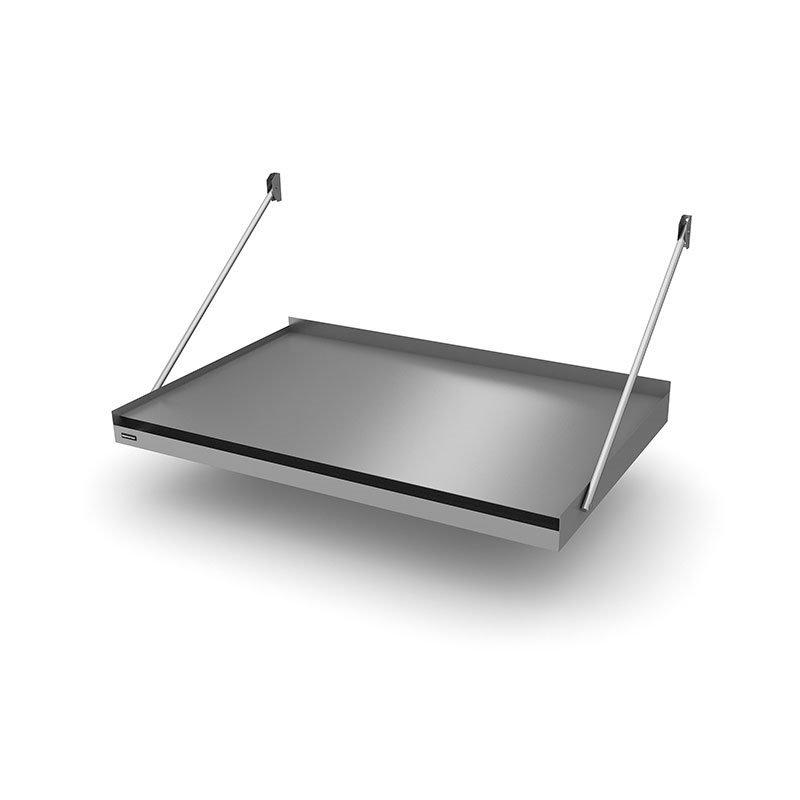 Designtak Modern Flat Ovikatos Tumma Hopea