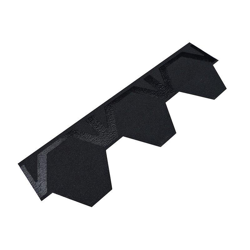 Kerabit Easy Räystäs-/harjalaatta Musta
